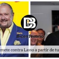 @IsidroRomero_C coincide con @MashiRafael sobre él ridículo que hace Lasso