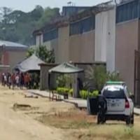 Nuevo intento de motín en Cárcel Regional de Guayaquil hace desalojar a su personal administrativo