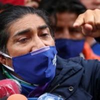El TCE deja solo al juez Ángel Torres luego de la posible reunión secreta con Yaku Pérez