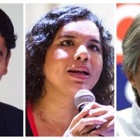 Diane Rodríguez le increpa a Guillermo Lasso porque la botaron del Banco de Guayaquil por ser LGBT