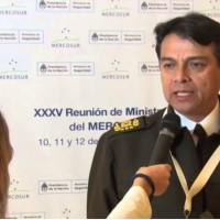 Ministro de Gobierno renunció a su cargo