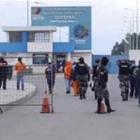 Nuevo amotinamiento en cárcel de Cotopaxi deja cinco guías retenidos, según la Policía