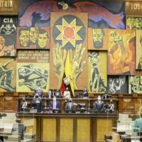 El Legislativo respalda la creación de la universidad para pueblos y nacionalidades indígenas Amawtay Wasi