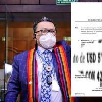 Municipio de Guayaquil adjudicó millonario contrato a Asambleista Vanegas
