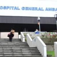 Descuido ciudadano preocupa a autoridades de Ambato ante ocupación de las UCI