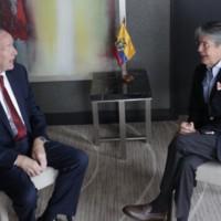 Presidente Lasso cierra visita oficial en Estados Unidos y ya se habla de interés empresarial en sectores estratégicos