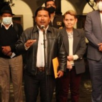 Traidores de Pachakutik se desmarcan de CONAIE y acuerdan con gobierno de Lasso